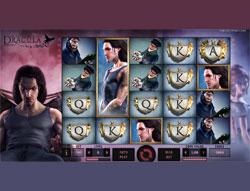 Dracula Slot Screenshot