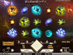 Elements Screenshot