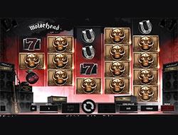 Motörhead Slot Screenshot