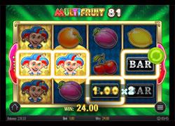 Multifruit 81 Screenshot