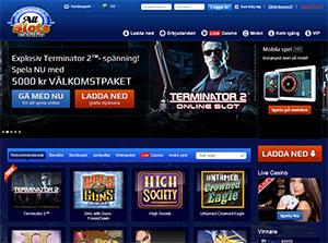 All Slots Casino Lobby 2014