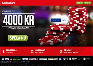 Ladbrokes Casino Lobby 2015
