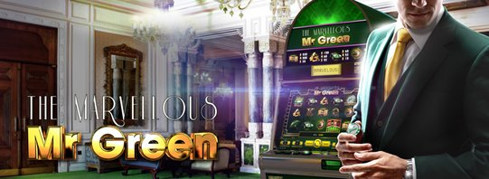 Free Spins Marvellous Mr Green