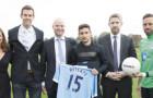 Betsafe Manchester City Sponsor
