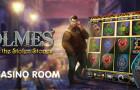 Holmes and the Stolen Stones Casino Room Casino Room