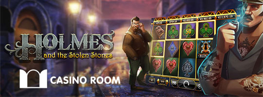 Holmes and the Stolen Stones Casino Room Casino Room