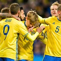 Sverige - Chile Landskamp