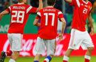 Ryssland - Saudiarabien - VM 2018