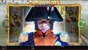 Napoleon Krigsrop
